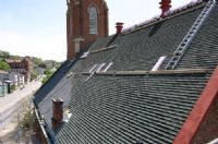Church Roof Protection